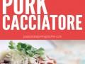 Slow Cooker Pork Cacciatore