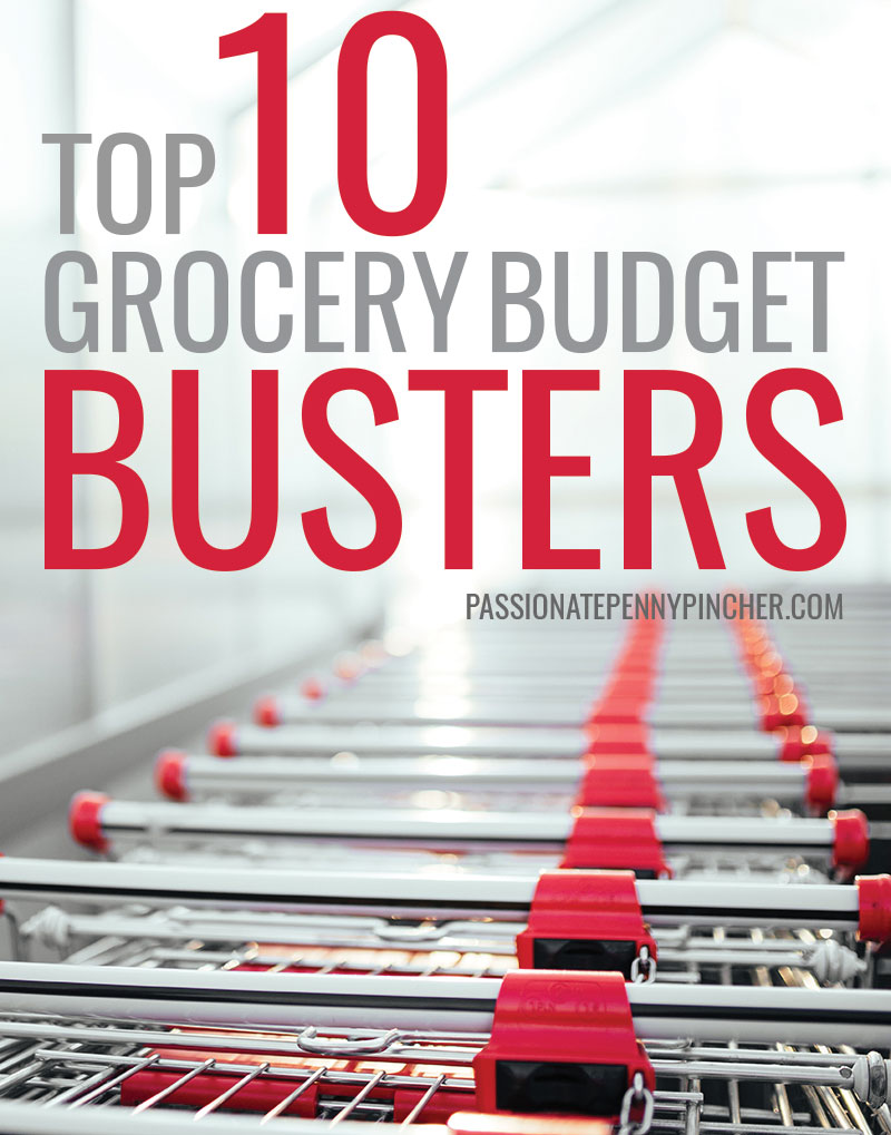 Budget Busters advise