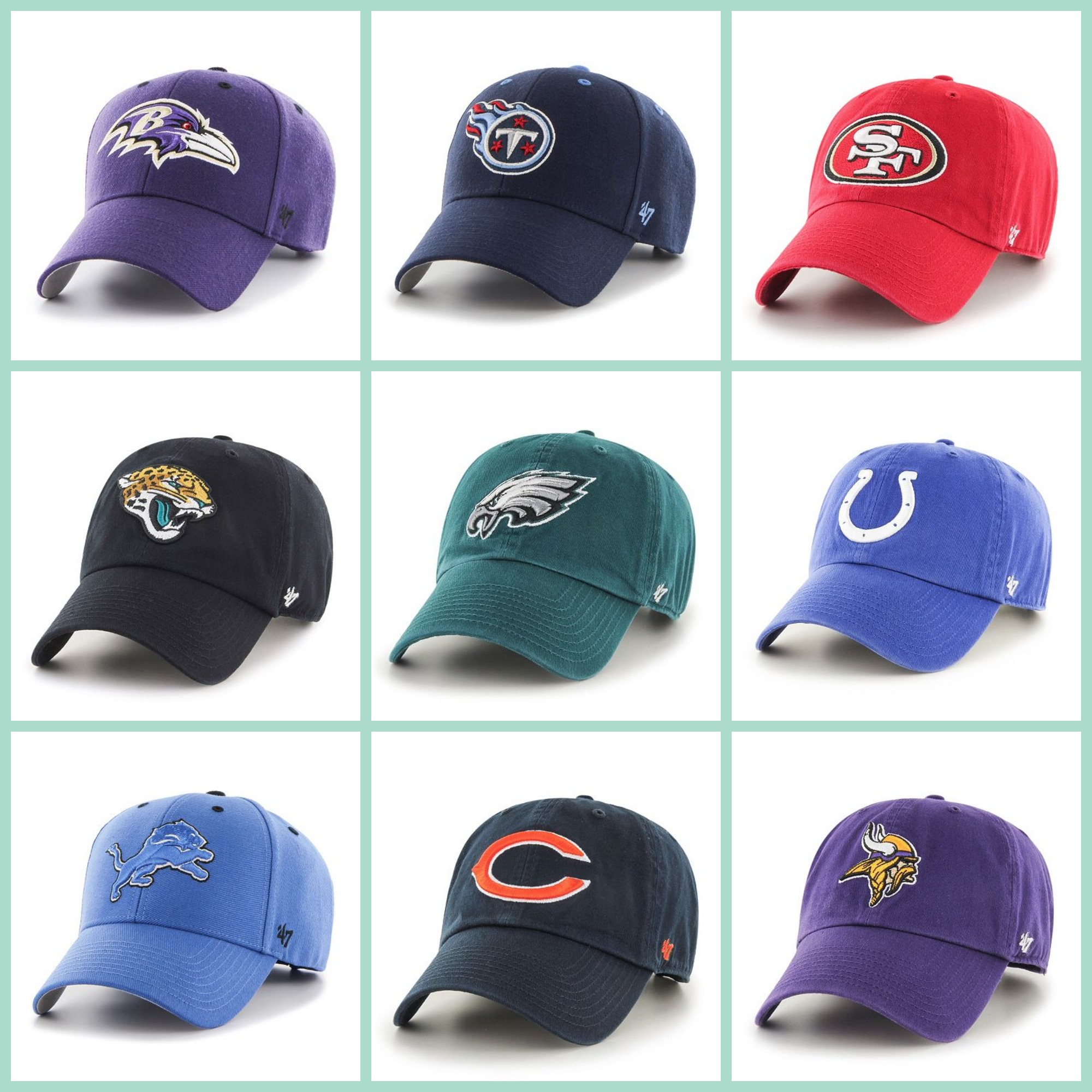 Kohl s  Men s NFL Caps  5.60  b456736008d