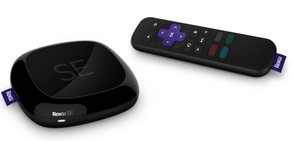 Roku SE Streaming Media Player...