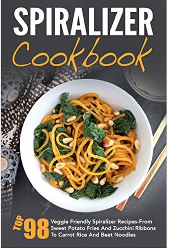 Free ebook download spiralizer cookbook top 98 veggie friendly screen shot 2016 02 12 at 31347 pm forumfinder Image collections