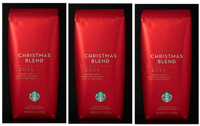 screen shot 2016 02 12 at 90729 am starbucks is offering their whole bean christmas blend