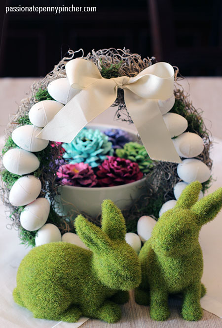 Diy Wreath Spring