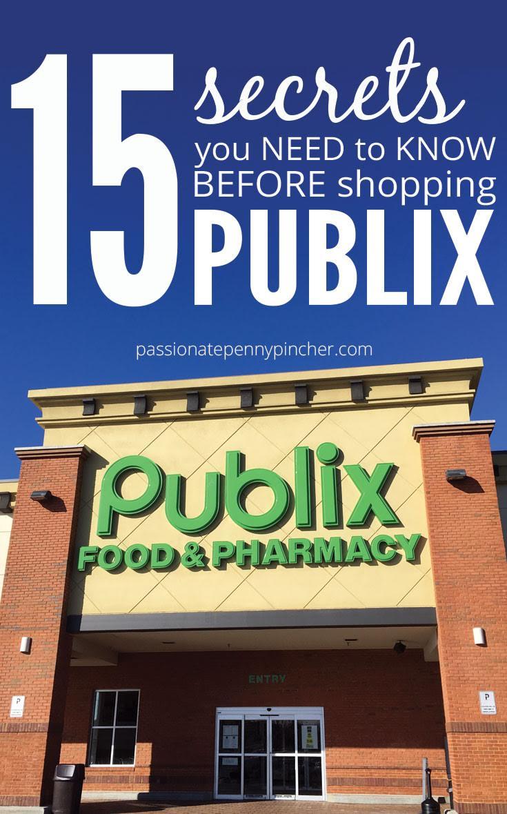 publix secrets
