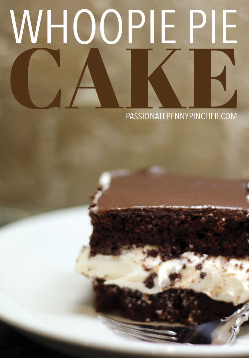 How to Bake a Pincher Cake