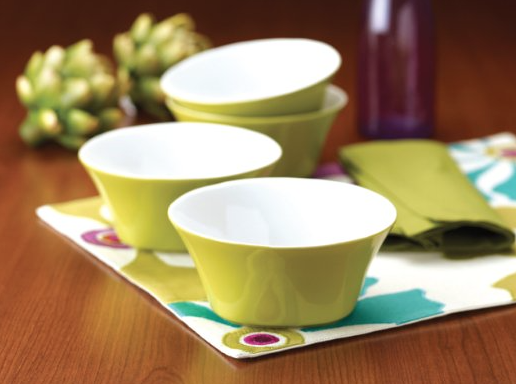 Rachael Ray 4-Piece Dinner Pla...