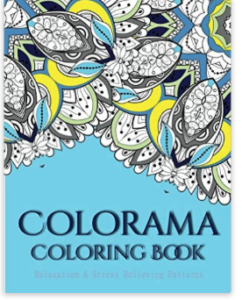 free ebook download colorama coloring book for grown ups
