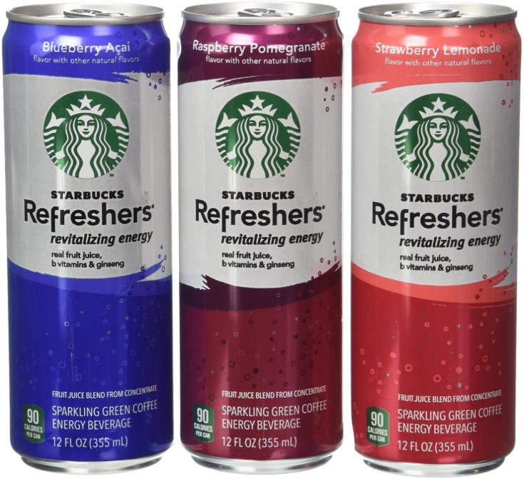 Target Free Starbucks Refreshers