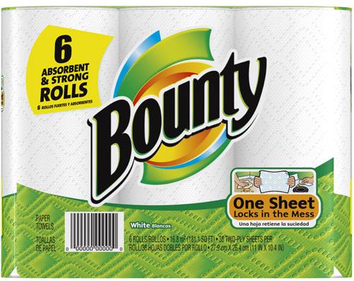 bountypapertowels