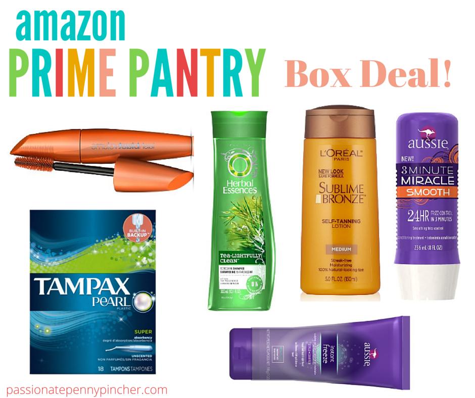 prime pantry free shipping