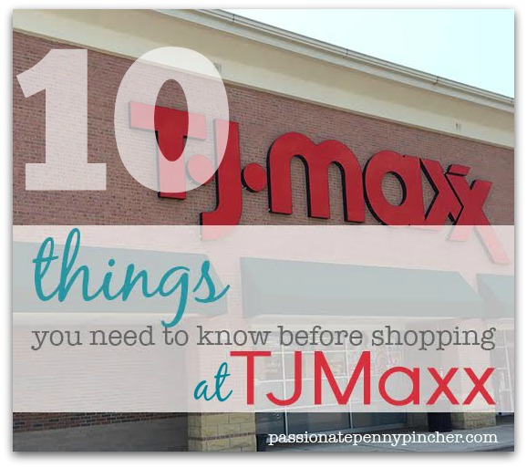 0eae77665d And make sure you check out the 10 Things You Need to Know Before Shopping  TJMaxx! Find more top retail deals.