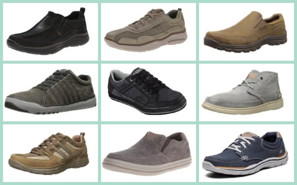 04405978b18e Save on Skechers Men s + Khombu Footwear - Today Only! (As low as ...