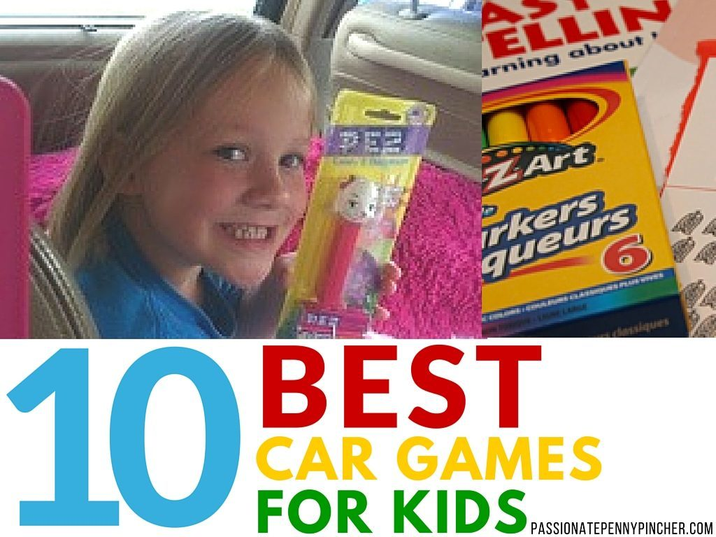 car games for kids to play