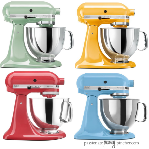 kitchenaidmixerscolorful