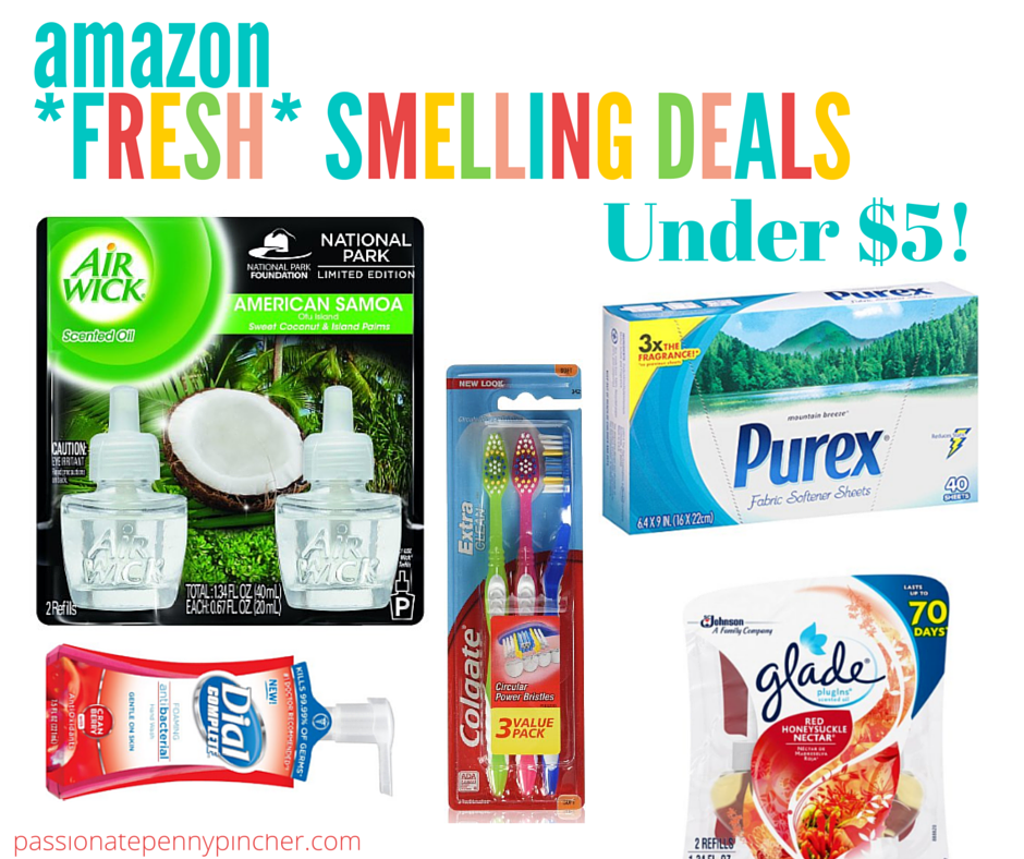 $5 deals on amazon