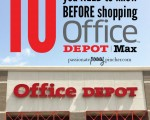 10 Back to School Shopping Tips for Office Depot & Office Max