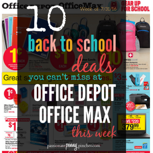 Back to School OFFICE DEPOT (1)