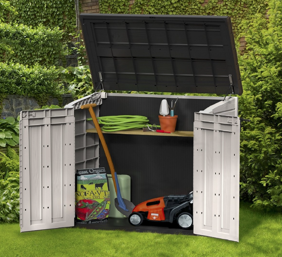 MORE DETAILS To Get Information about Outdoor Resin Storage Sheds