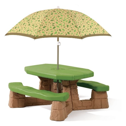 Lowest price little tikes easy store picnic table with umbrella screen shot 2016 07 06 at 50841 pm step2 naturally playful picnic table with umbrella watchthetrailerfo