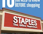 Back To School At Staples: 7 Secrets You Need to Know Before You Shop