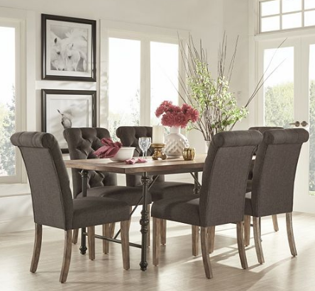 Kohls 7 Pc Dining Room Set ONLY 332 Shipped