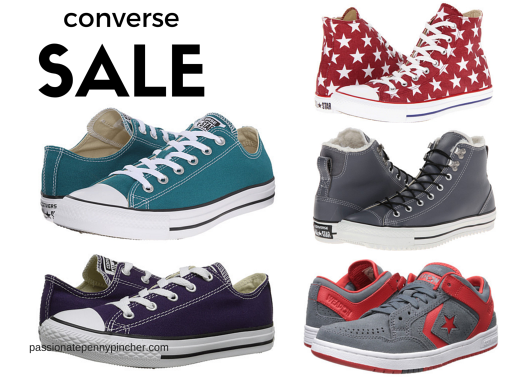 Cheap Converse Chuck Deals & Converse Chuck Sales