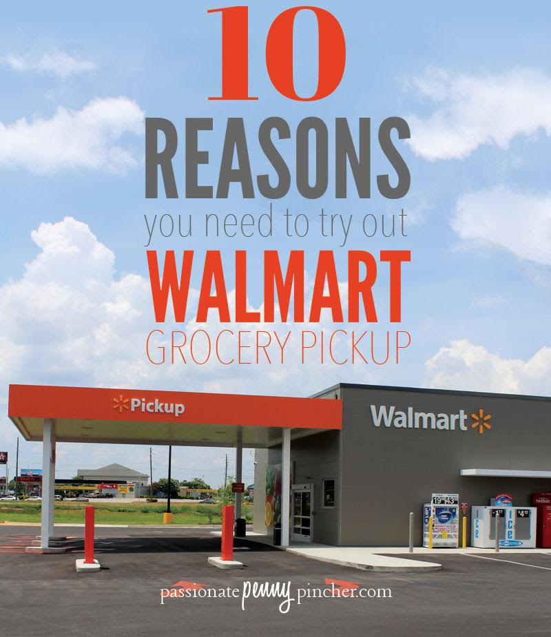 10 Reasons You Need To Try Out Walmart Grocery Pickup