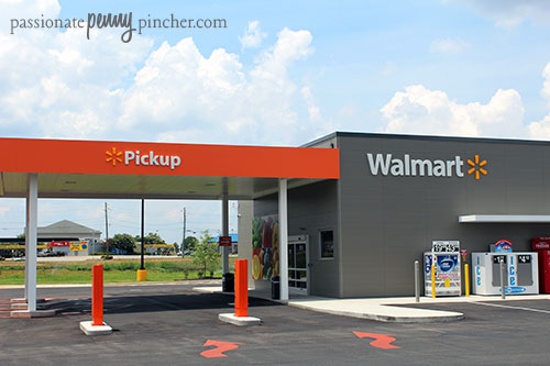 $10 Off $50 Walmart Grocery Pickup Order (New and Existing Customers!)