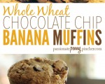wholewheatchocolatechipbananamuffinsa