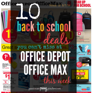 Back to School OFFICE DEPOT (2)