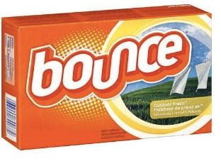 bouncedryersheets