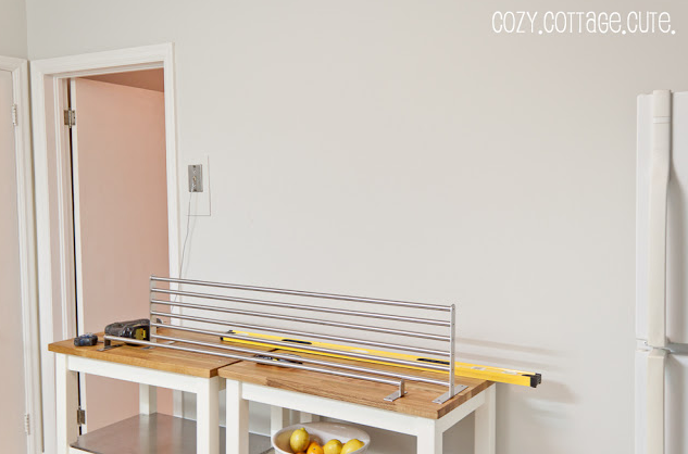 25 Days Of Penny Pinched Kitchen Makeovers Day 15 Add A Baking Station