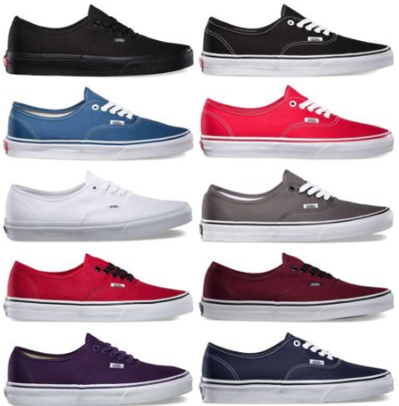 6fe9a16765a8c4 Vans Shoes on Sale only  34.99!