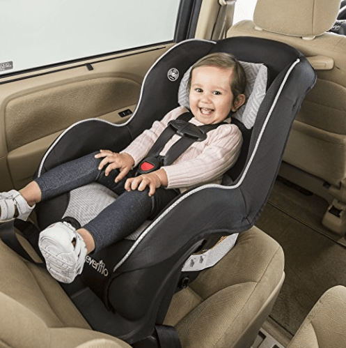 Lowest Price Evenflo Tribute LX Convertible Car Seat | Passionate ...