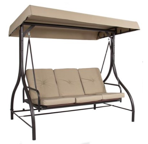 Converting Patio Swing Canopy Hammock 149 95 Shipped Save 234