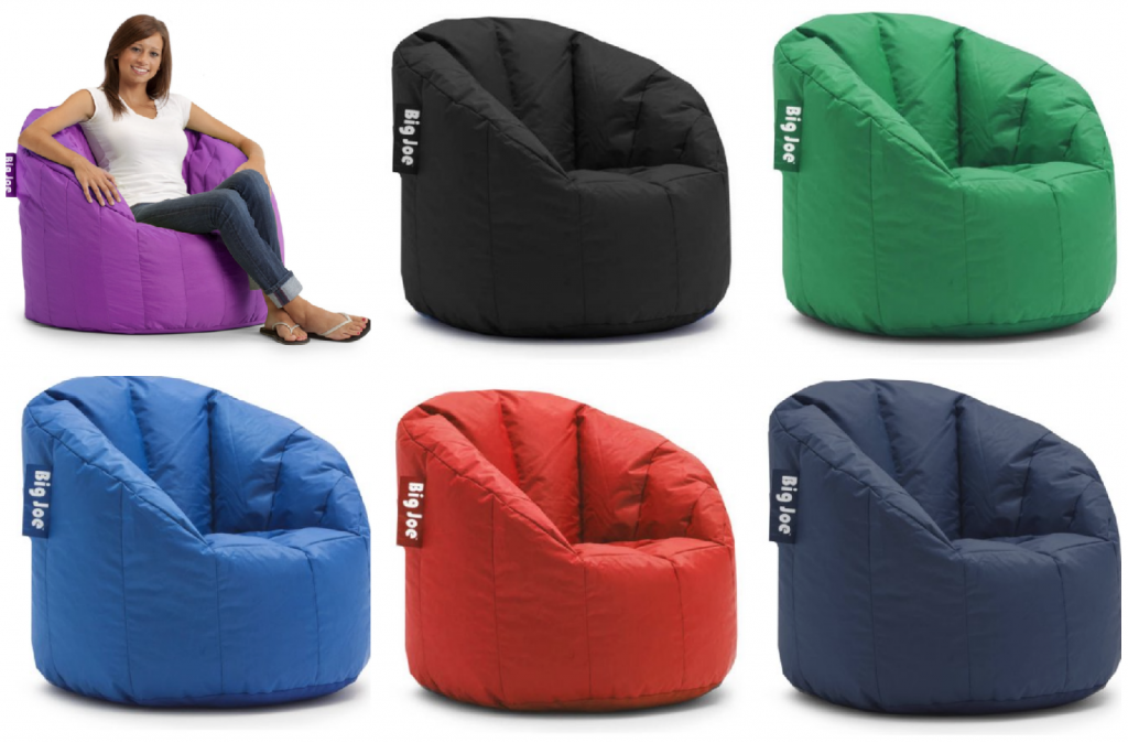 big joe bean bag Big Joe Bean Bag Chairs $25 | Passionate Penny Pincher big joe bean bag