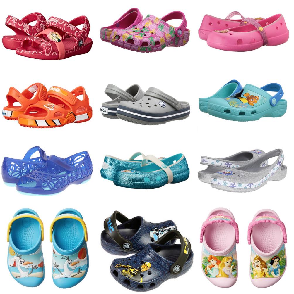kids crocs shoes