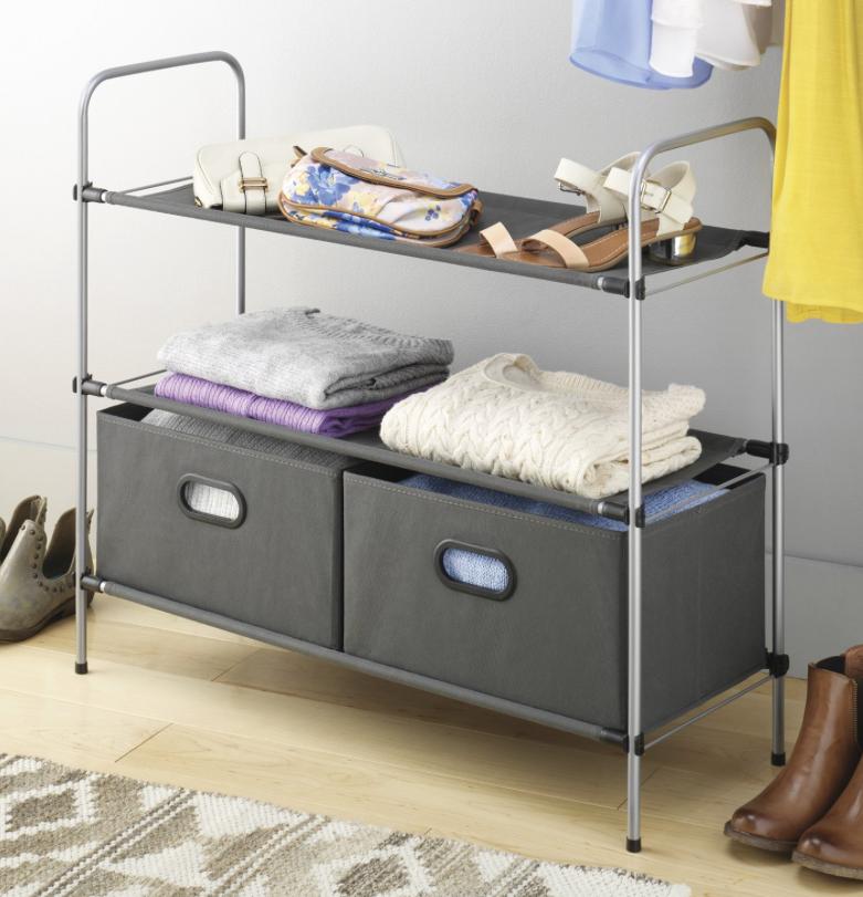 whitmor-closet-organizer-with-2-shelves