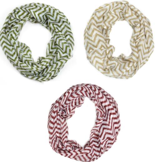 chevronscarves
