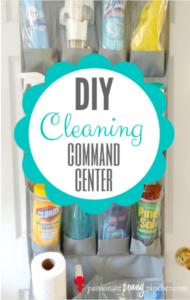 diy-cleaning-supplies-organizer