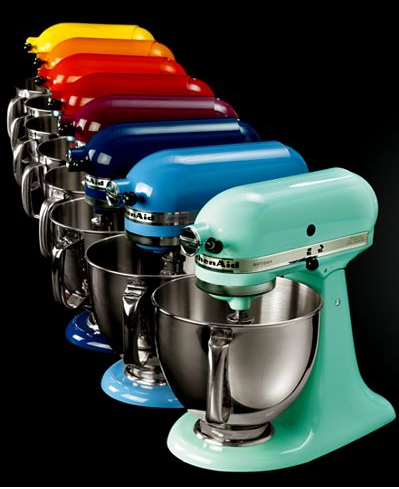 Macy S Blue Kitchen Aid