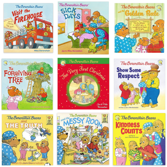 Berenstain Bears Books As Low 205 Passionate Penny Pincher. Worksheet. Berenstain Bears Worksheets At Mspartners.co