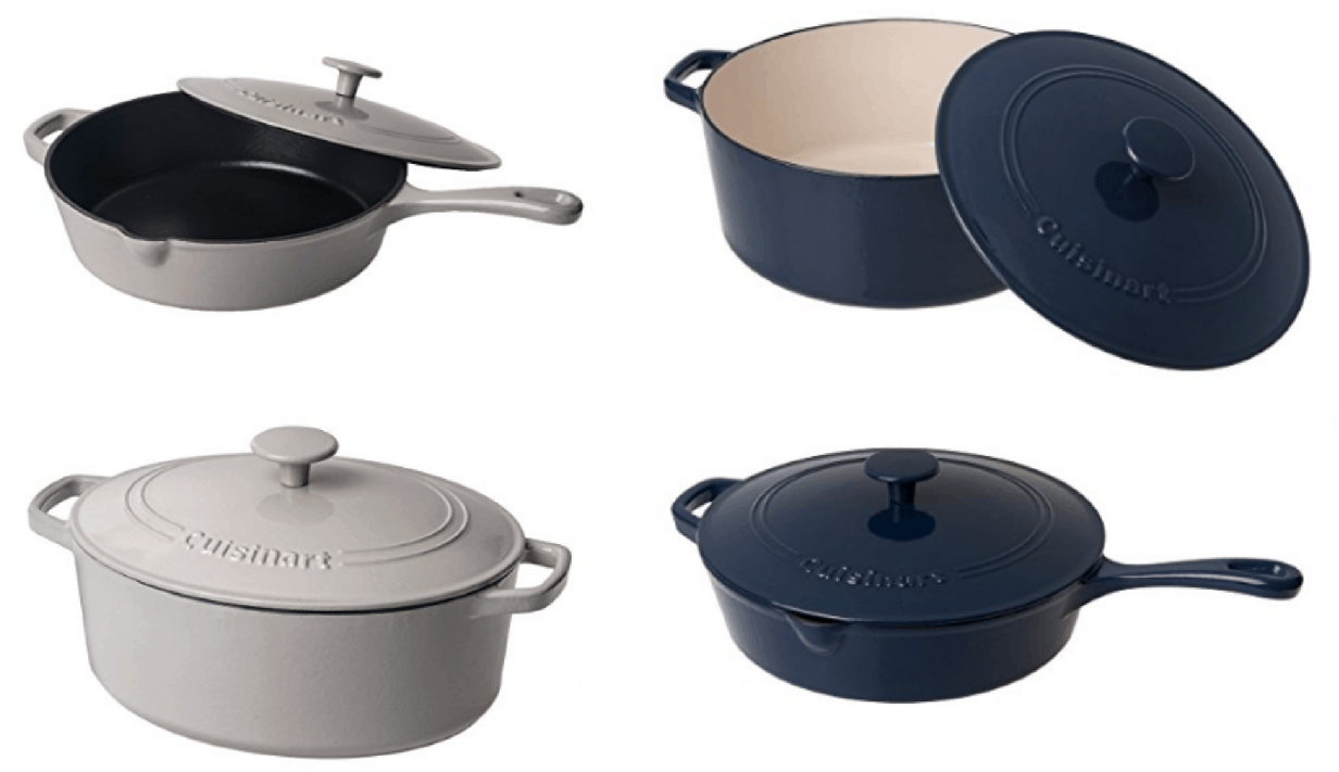 Up to 70% Off Cuisinart Cast Iron Cookware - Today Only ...