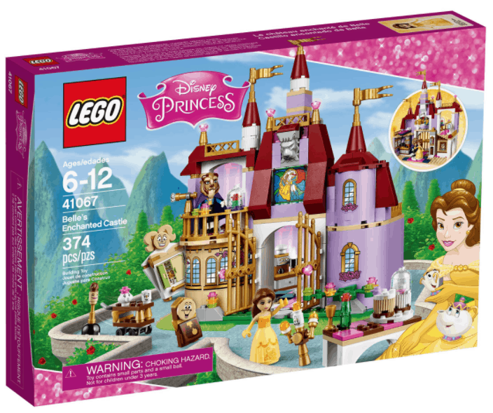 Castle31 99lowest Belle's Enchanted Disney Price Princess Lego 9HI2ED