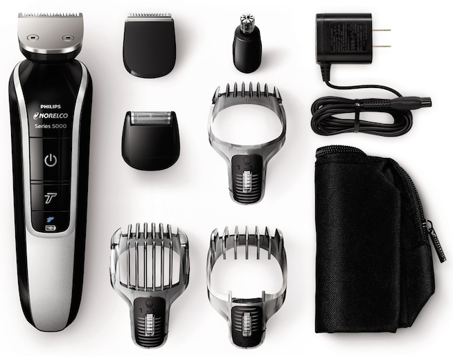 philips norelco grooming kit lowest price passionate penny pincher. Black Bedroom Furniture Sets. Home Design Ideas