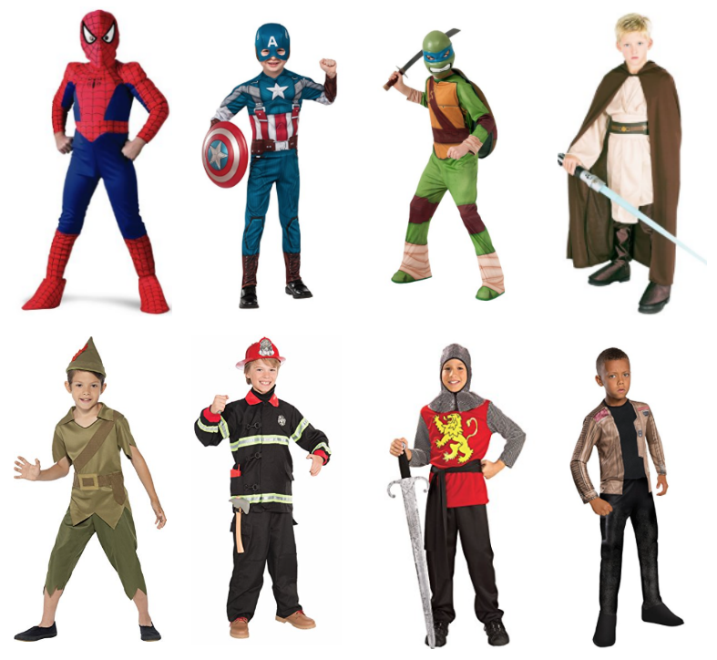 boys-costume  sc 1 st  Passionate Penny Pincher & Costume Deals for Boys u0026 Girls ~ as low as $6! | Passionate Penny ...