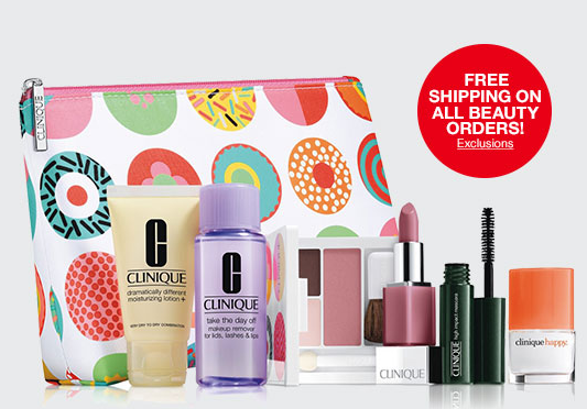 FREE Clinique 7-PC Gift Set ($70 Value) - with a $27 Purchase! | Passionate Penny Pincher