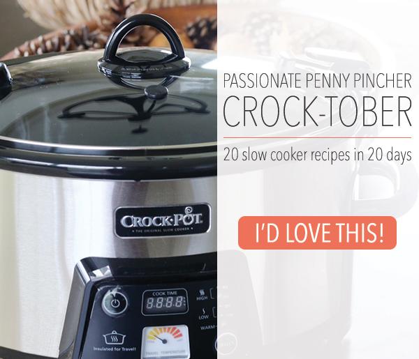 Crocktober - I'd Love This!