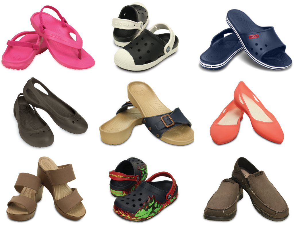 3474b4fa4f271d Crocs Flash Sale  50% Off Select Styles (As low as  9.99!)