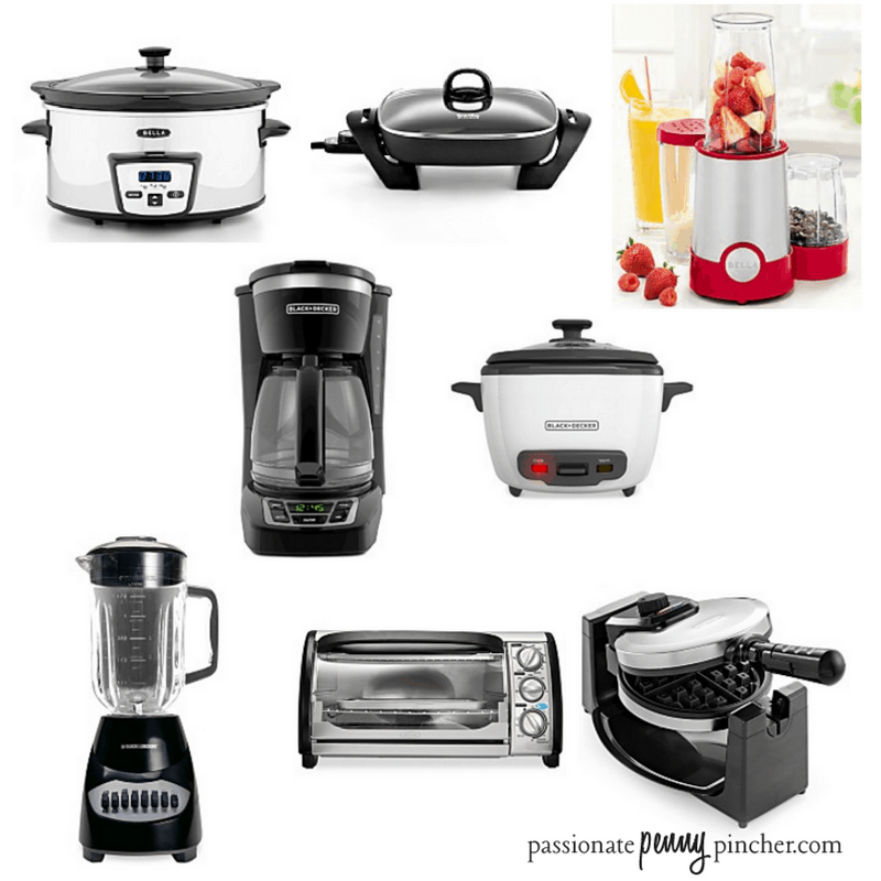 Macy?s: Kitchen Appliances only $10! (Griddle, Slow Cooker, Blender ...